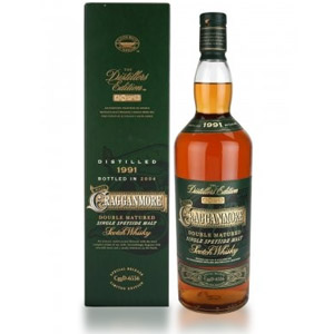 Cragganmore 1993 distillers edition scotch whisky: the whisky.