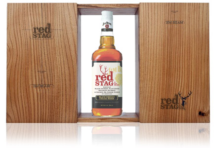 Jim Beam Red Stag Whiskey | The Scotch Noob